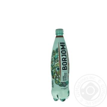 Вода Боржоми сильногазированная лечебно-столовая 0,75л