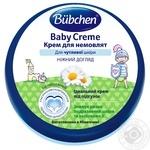 Крем детский Bubchen с ромашкой и пчелинным воск 150мл