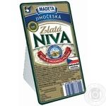 Сыр Madeta Zlata Niva полутвердый с плесенью 60% 110г