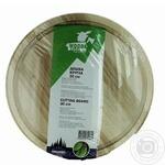 Дошка Woods&Steel кухонна кругла 30см