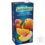 Нектар Sandora апельсиново-персиковый 2л