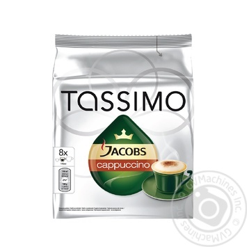 Jacobs Cappuccino ground coffee 260g - buy, prices for MegaMarket - image 1