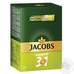 Jacobs 3in1 Amaretto instant coffee 12.5g