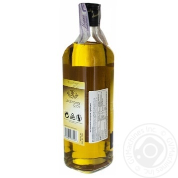 Legendary Scot whiskey 40% 0.7l - buy, prices for Auchan - photo 2