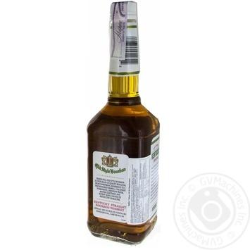 Віскі Heaven Hill Old Style Bourbon 40% 0.75л - купити, ціни на Ашан - фото 3