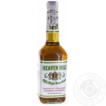 Віскі Heaven Hill Old Style Bourbon 40% 0.75л - купити, ціни на Ашан - фото 1