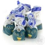 Цукерки Конті Amour зі смаком десерту сабайон вагові