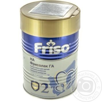 Сухая смесь Friso Frisolac для детей с риском развития аллергии с 6 мес 400г