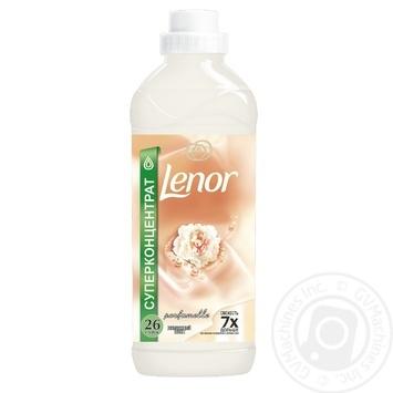 Кондиционер для белья Lenor Parfumelle Жемчужный пион 930мл - купить, цены на МегаМаркет - фото 1