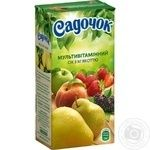 Sadochok multivitamin juice 0,5l
