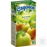 Нектар Садочок яблучний 0,5л