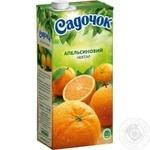 Нектар Садочок апельсиновый 0,95л