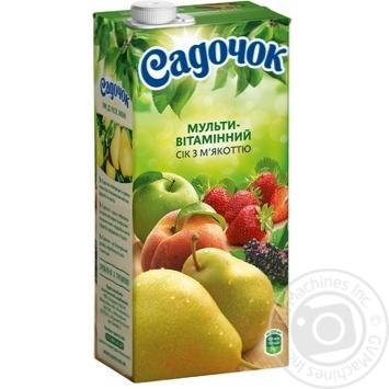 Sadochok multivitamin juice 0,95l