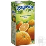 Нектар Садочок апельсиновий 1,93л
