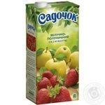 Sadochok apple and strawberry juice 1,93l