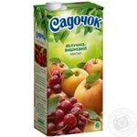 Sadochok apple cherry nectar 1,93l