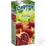 Нектар Садочок яблочно-гранатовый 0,95л