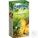 Нектар Садочок ананасово-яблучний 0,5л