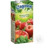 Соковый напиток Садочок яблоко-мята 0,95л