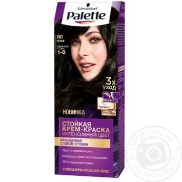 Color Palette black for hair 100ml