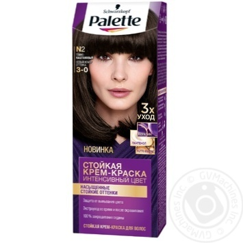 Color Palette dark chestnut for hair 110ml