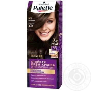 Color Palette chestnut for hair 110ml