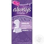Liners Always normal 20pcs