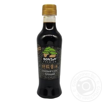 Соус соєвий Bonsai пряний 250мл