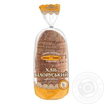 Хлеб Киевхлеб Белорусский ржаной нарезка 700г