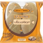 Bun Kyivkhlib Malyatko 9pcs 450g packaged - buy, prices for MegaMarket - image 1