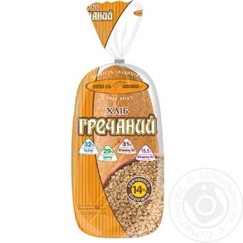 Хлеб Киевхлеб Гречаный 300г