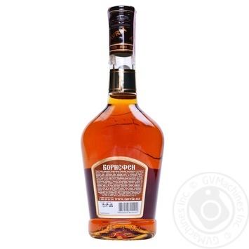 Tavria Borisfen 4 Yrs Cognac 40% 0,5ml - buy, prices for Tavria V - photo 2