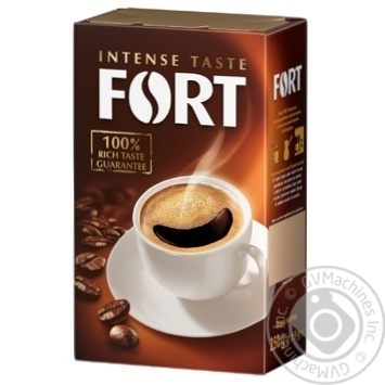 Кава Fort мелена 250г