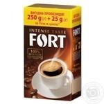 Кофе Fort молотый 250г