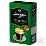 Ambassador Espresso ground coffee 450g
