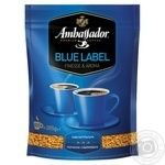 Кава Ambassador Blue Label розчинна 205г