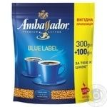 Кава Ambassador Blue Label розчинна 400г