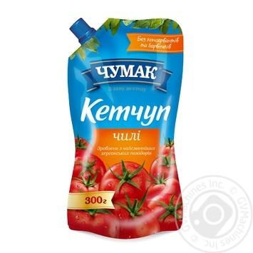Кетчуп Чумак чили 300г