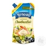 Майонез Чумак Оливковый 50% 350г