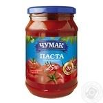 Паста томатная Чумак 25% 350г