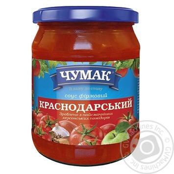 Chumak Krasnodar sauce 500g