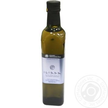Масло оливковое Kranidi Argolidas Pdo Илиада нерафинированное первого холодного отжима 500мл - купить, цены на Novus - фото 1