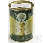 olive green pitted 280g can - buy, prices for Novus - image 1
