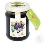 Black currants with stevia jam 270g