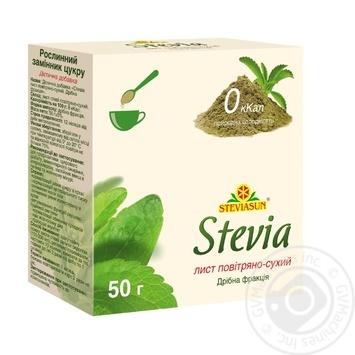 Дієтична добавка Steviasun Стевія 50г