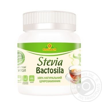 Sugar Steviasun for diabetics 80g - buy, prices for Novus - image 1