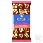Millenium Fruits&Nuts dark сhocolate 80g - buy, prices for Furshet - image 1