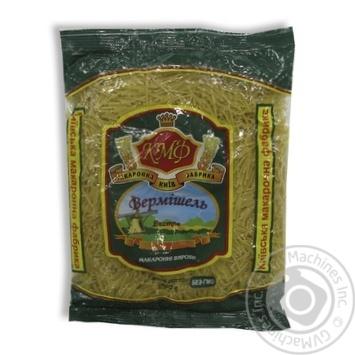Pasta vermicelli Kmf 400g - buy, prices for Novus - image 4