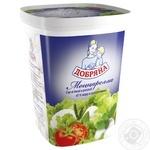 Сыр моцарелла Добряна в рассоле 45% 350г