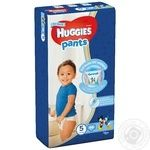 Huggies Pants 5 Panties-diapers for boys 12-17kg 44pcs